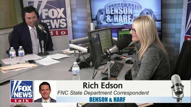 Fox News Channel State Correspondent Rich Edson