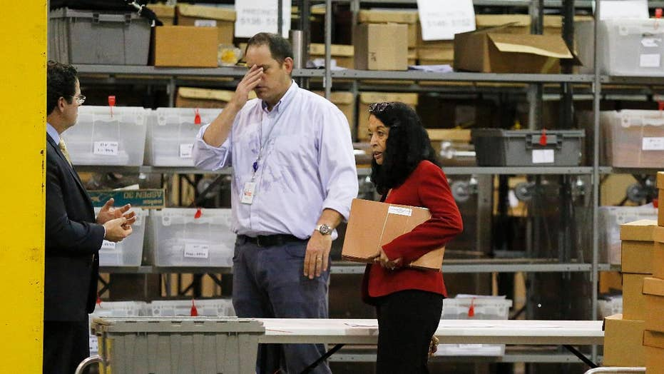 Florida recount repeat: Have politics come into play?