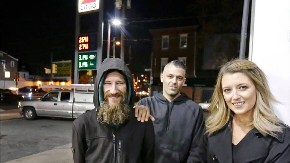 Homeless man, couple conspired to deceive GoFundMe funds