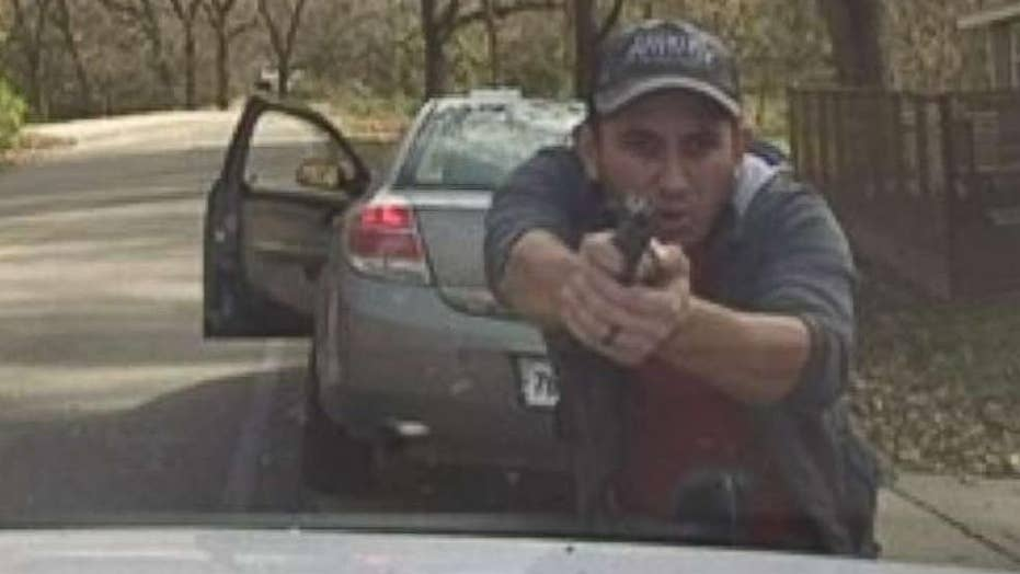 Arkansas – Illegal Arrested After Shooting at Police – Caught on Dash Cam