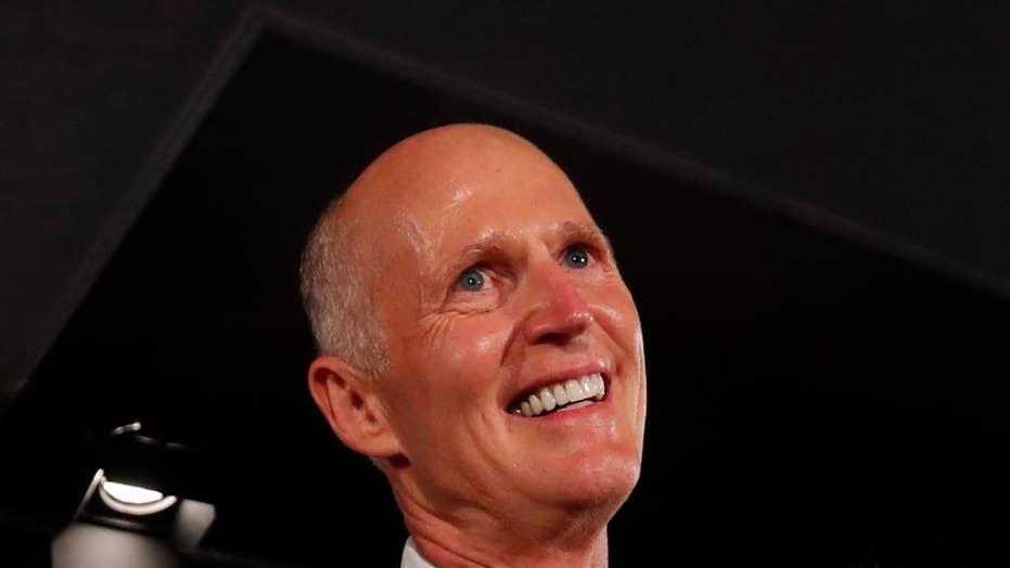 Gov. Scott appeals mail-in ballot decision