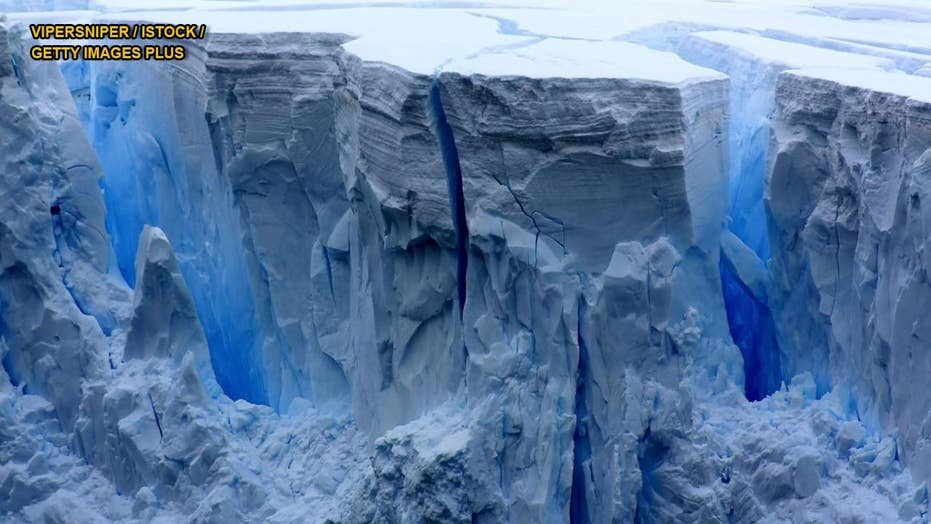 Evidence of lost continents found beneath Antarctica's ice