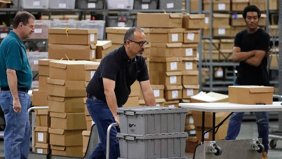 Palm Beach could miss Florida recount deadline
