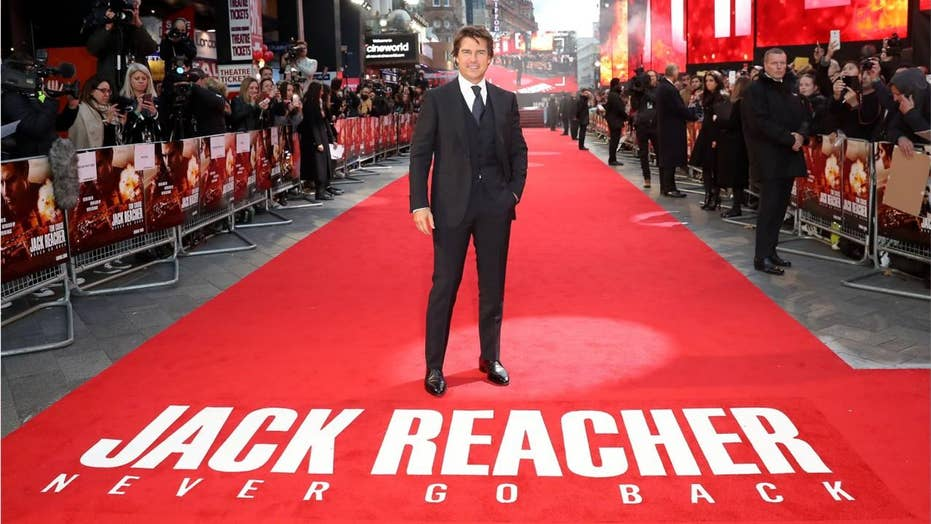 Tom Cruise to be replaced as 'Jack Reacher' in the new TV series