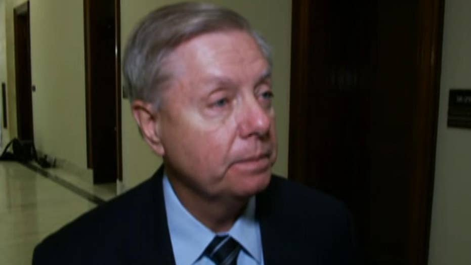 Exclusive: Sen. Graham discusses meeting with Whitaker