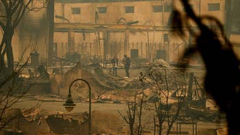 631 reported missing amid California's Camp Fire