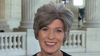 Sen. Ernst: Whitaker a man of integrity, will uphold law