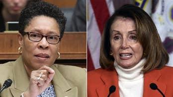 Rep. Marcia Fudge could run against Nancy Pelosi for speaker