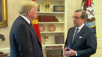 Trump, in exclusive interview, speaks on Acosta, reveals Obama's private guidance on greatest US threat