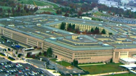 Pentagon fails its inaugural audit