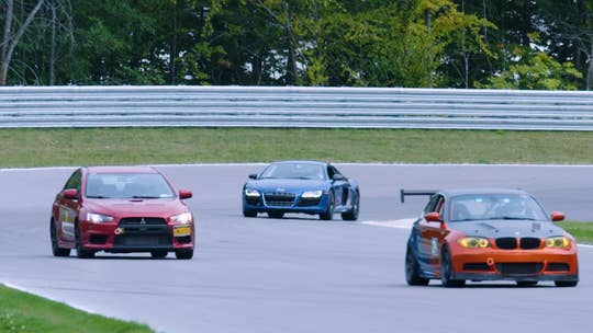 High Performance Driver Education is the ticket to speed