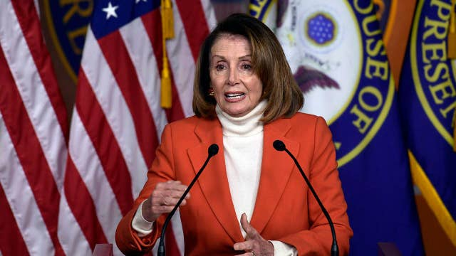 Pelosi faces potential challenges for House Speaker bid