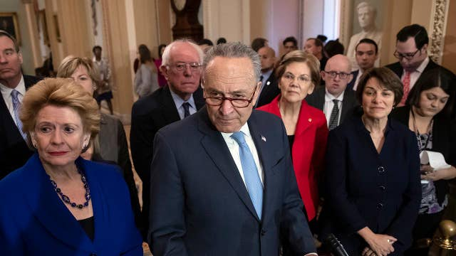 Is party disarray a sign of things to come for Democrats?