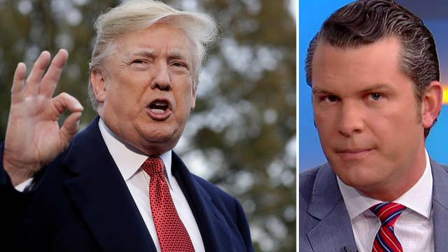 Pete Hegseth on Trump's accomplishments on veterans' issues