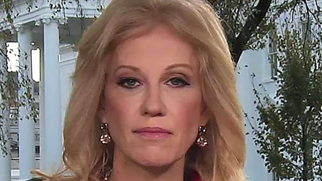 Kellyanne Conway: Congress needs to act on wall, immigration
