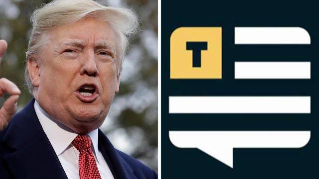 New Pro-Trump social media platform