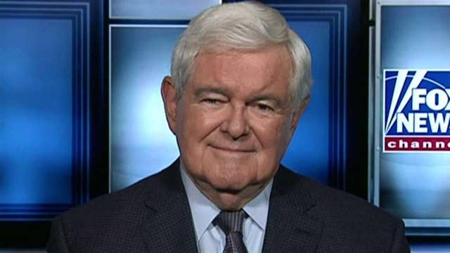Newt Gingrich on Florida election 'mess,' next House speaker