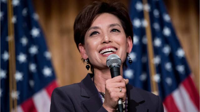 Young Kim accuses opponent Gil Cisneros of vote counter harassment