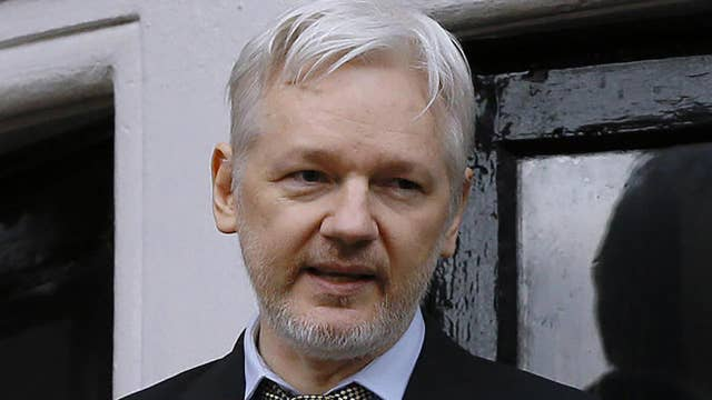 WikiLeaks founder may face DOJ charges