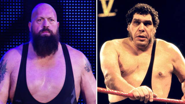 WWE star, The Big Show, takes on Andre the Giant's legacy