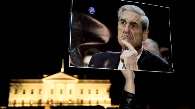 New indications that the Mueller probe is wrapping up?