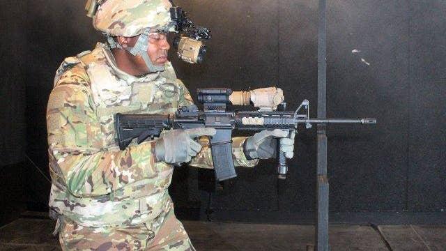 Soldiers get new targeting to hit enemies instantly