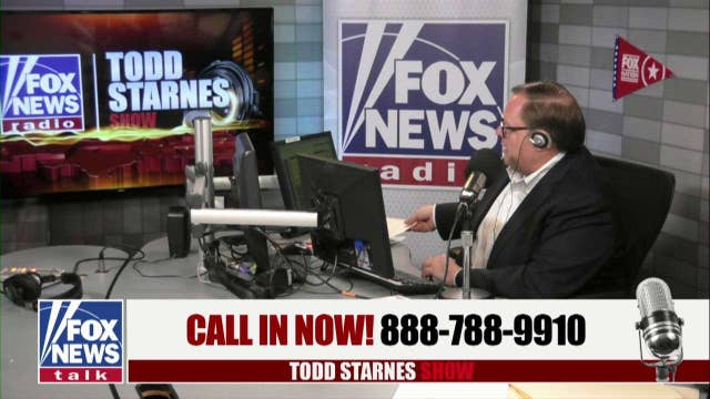Todd Starnes and Cathy Ruse