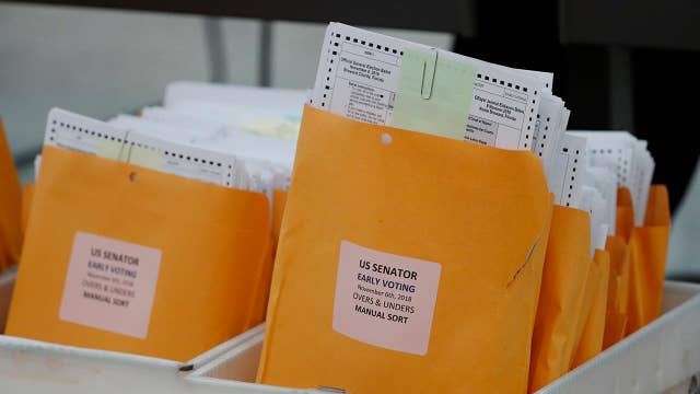 Will the Florida recount affect the GOP?
