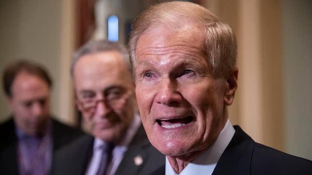 Democrat Bill Nelson faces a math problem in Florida