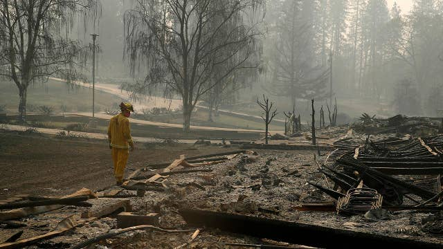 Experts fear some Camp Fire victims will never be identified