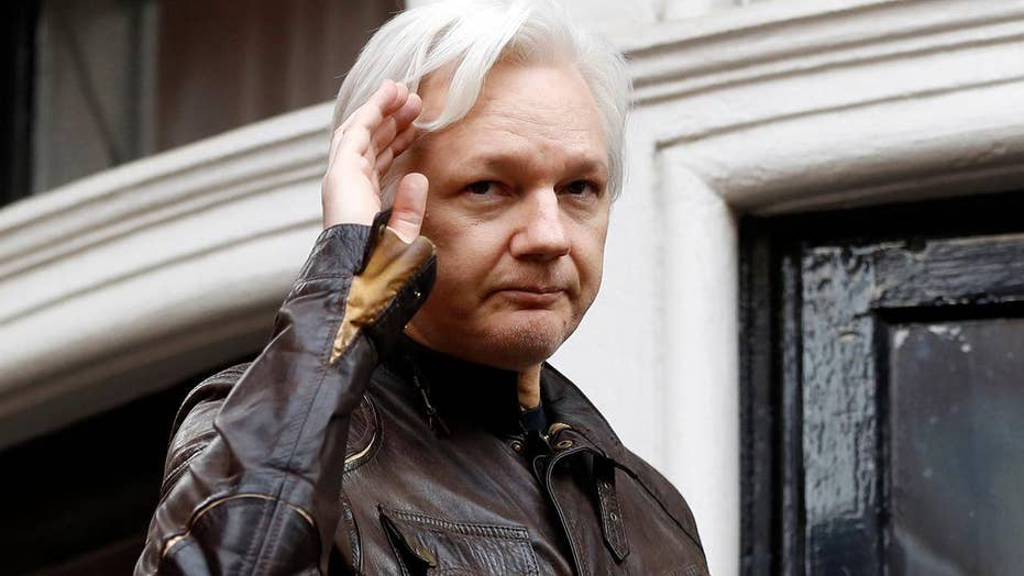 AP: Julian Assange possibly facing charges in U.S.