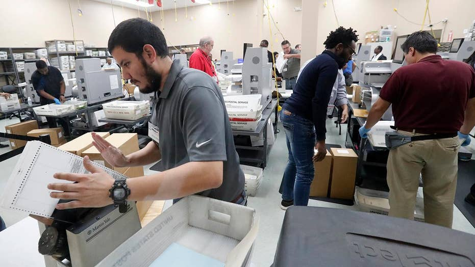 Broward County misses machine recount deadline by 2 minutes