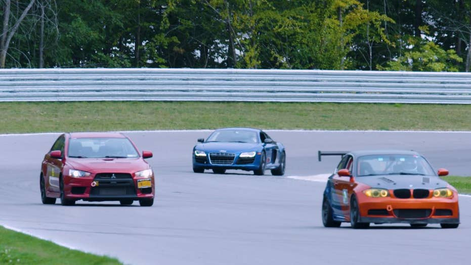 High performance driver education: Inside look at driving sports cars