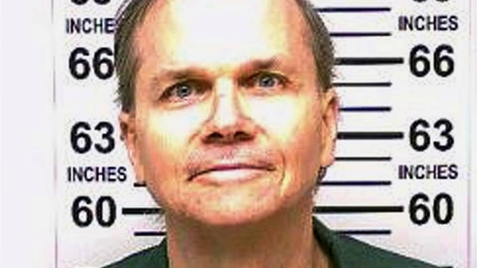 John Lennon's killer, Mark David Chapman, says he feels shame for shooting former Beatle