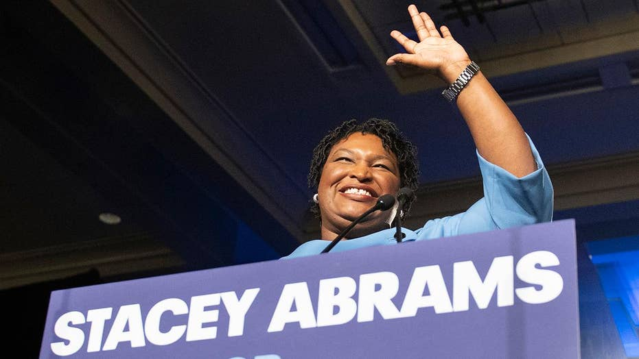 Stacey Abrams says she can't win Georgia governor race