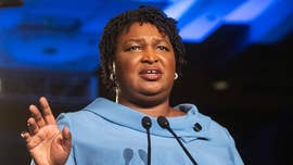 Defeated Democrat Stacey Abrams tries to dissuade Hollywood from boycotting Georgia