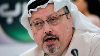 Trump says report on Khashoggi death expected in a few days