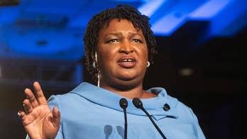 Defeated Democrat Stacey Abrams won't call Brian Kemp legitimate Georgia gov-elect