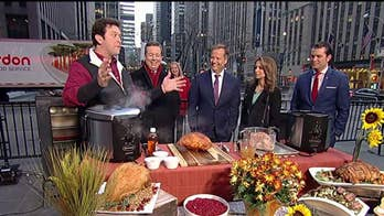 Tips for deep-frying your Thanksgiving turkey