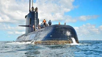 Missing Argentinian navy submarine found