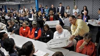 Will hand recount finally settle Florida's Senate race?