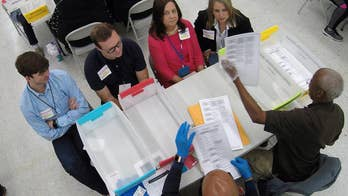 Deadline for manual Broward county recount set for Sunday