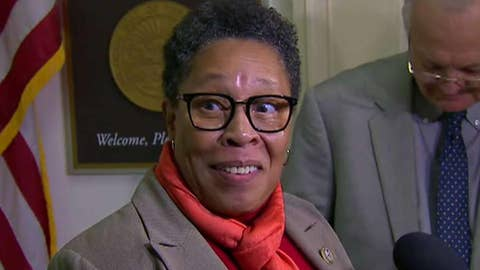 Rep. Marcia Fudge mulls bid for House speaker