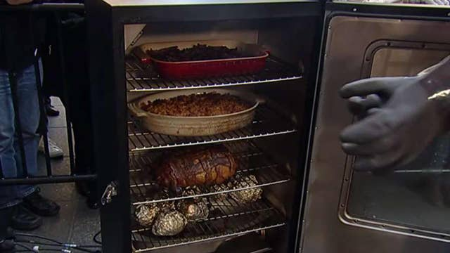 Tips for smoking your Thanksgiving turkey