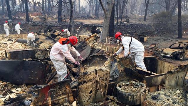 Malibu mayor previews Trump's tour of wildfire damage