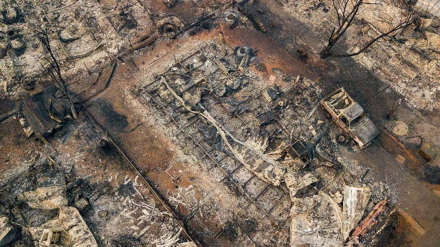 Death toll rises to 71 in California wildfires