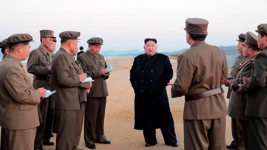 North Korea sends US mixed messages