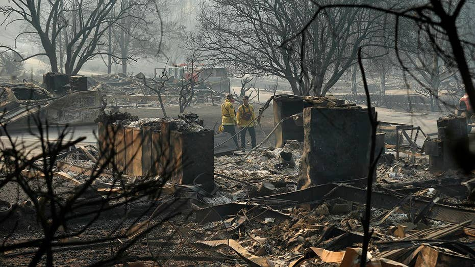 Mayor of Chico, California on Camp Fire's staggering toll