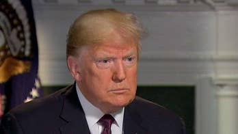 President Trump on divided Congress, Mueller probe, foreign challenges