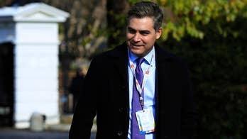 CNN wins suit against White House
